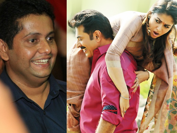 Mammootty & Nayantara In Jeethu Joseph Movie?