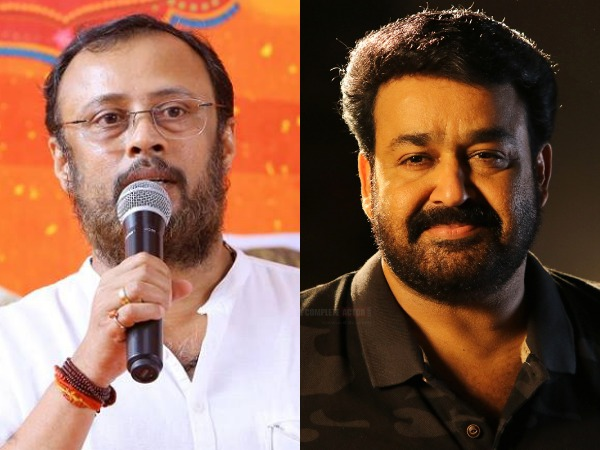 Mohanlal Turns College Lecturer For Lal Jose