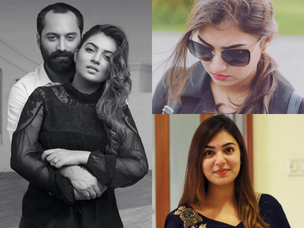 I Married Early To Not Lose Fahadh: Nazriya Nazim