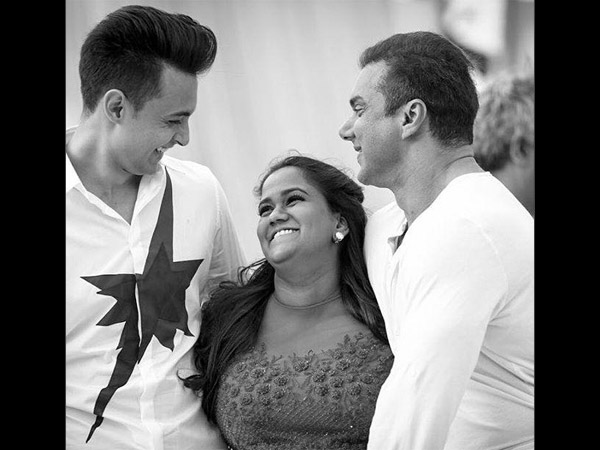 unseen pictures from Arpita Khan's baby shower