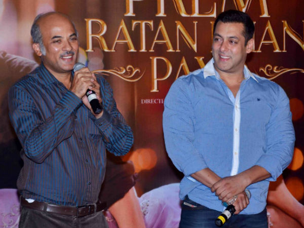 Salman Khan-Sooraj Barjatya To Team Up Again