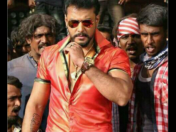 Pre-Birthday Celebrations For 'Jaggu Dada'; Darshan!