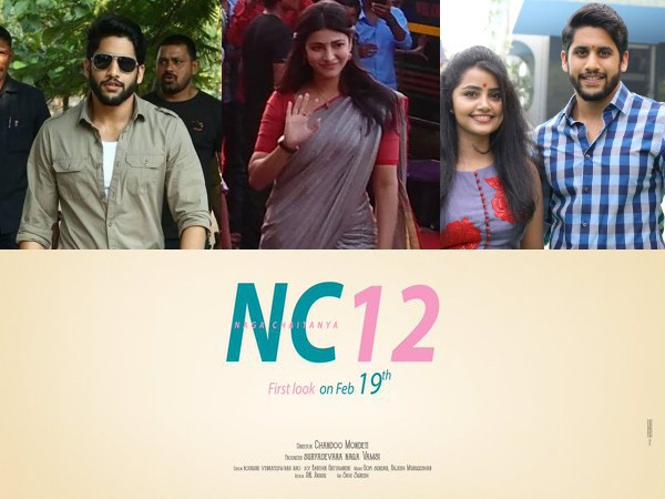#NC12 Telugu Remake Of Premam's First Look Is Ready