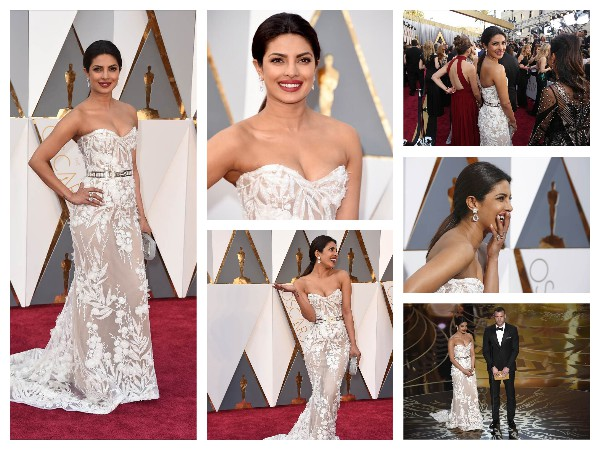 RAVISHINGLY HOT AT OSCARS 2016: Priyanka Chopra Steals The Show At Red Carpet And On Stage