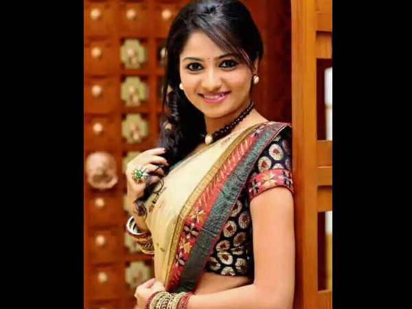 Rachita Ram Goes Traditional For 'Jaggu Dada'!