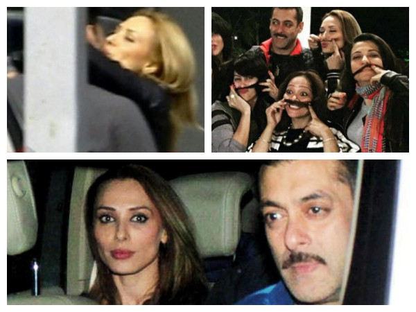 Salman Khan And Iulia Vantur Caught Kissing! These Rare Pics Prove They Are In Love
