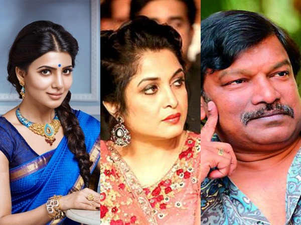 Samantha-Ramya Krishna's Rudraksha To Be On The Lines Of Ammoru?