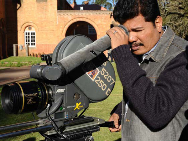 Director Shankar Next Film