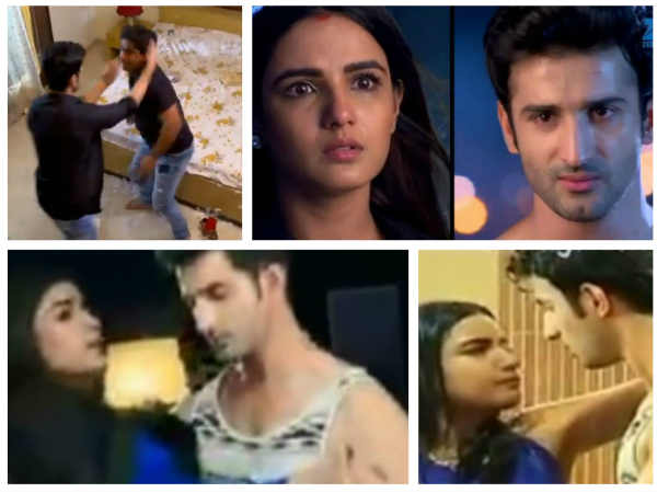 Tashan-E-Ishq: Kunj Saves Twinkle; They Share A Romantic Moment! (PICS)