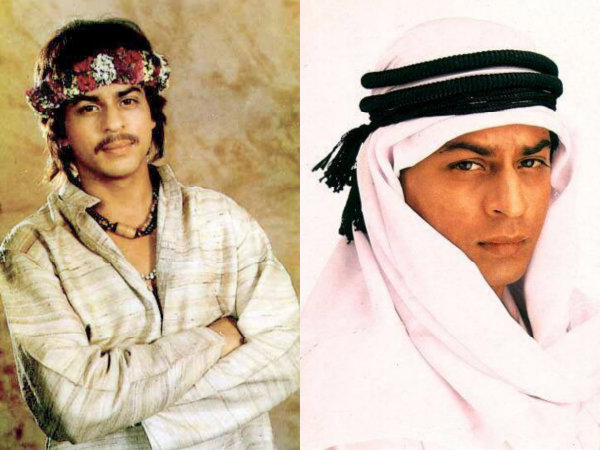 Unseen! We Bet You've Not Seen These Rare Pics Of Shahrukh Khan Before