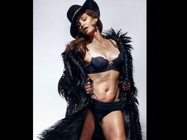 Super Model Cindy Crawford Announces She's Retiring On Her 50th B'day!