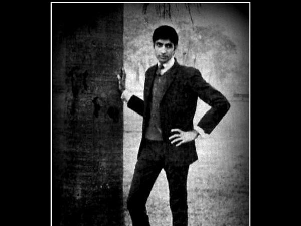 This Portfolio Picture Of Amitabh Bachchan Got Him Rejected By Filmfare