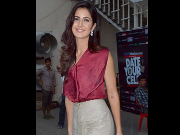 Katrina Kaif promoting Fitoor