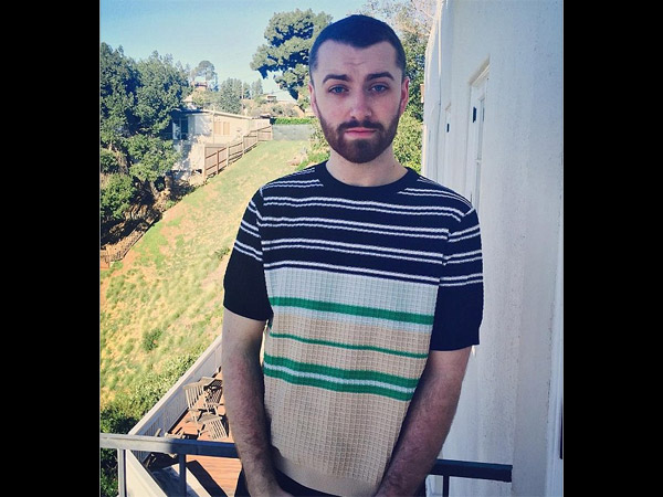 Fans Surprised By This Picture, Shows Sam Smith's Extreme Weight Loss!