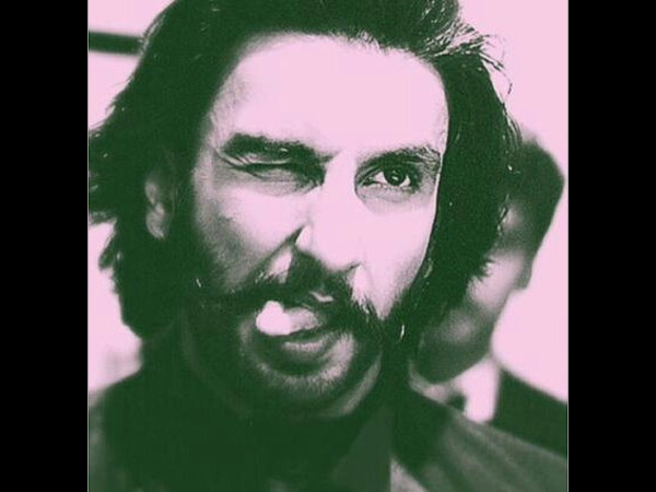 Ranveer's 20 'Crazy Yet Cute' Expressions Caught On Camera