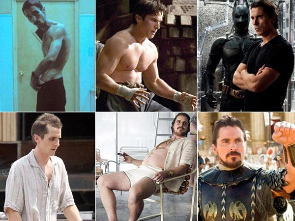 Christian Bale's Body Transformations For Movies Over The ...