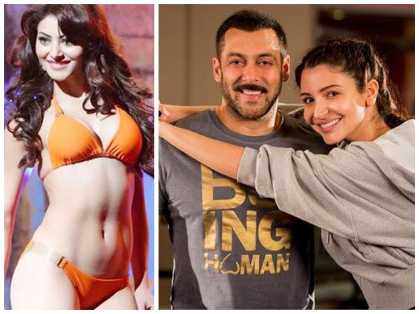 Urvashi rautela desperately tried to replace anushka - Anushka sharma sultan images ...