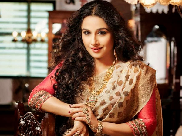 CONFIRMED: Vidya Balan To Make Malayalam Debut With Kamala Surayya Biopic