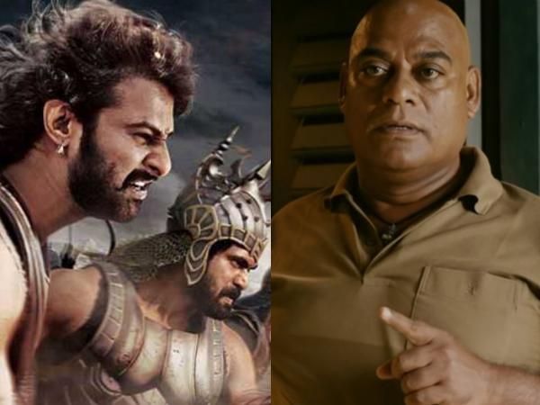Visaranai' Villain To Play A Dacoit In 'Baahubali 2' - Filmibeat