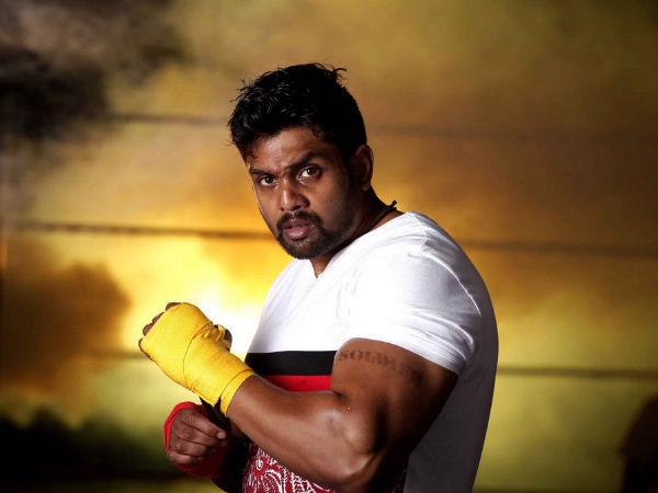 What Is Dhruva Sarja Doing For 'Bharjari'?