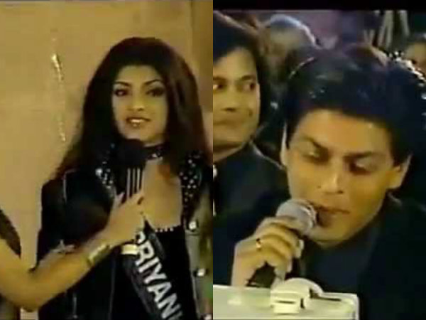 When SRK Proposed PC & She Rejected His Proposal! [PICS]