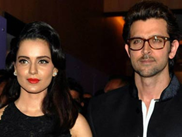 Kangana Ranaut Sent Titillating Pics, Videos To Hrithik Roshan, 50 Emails A Day?