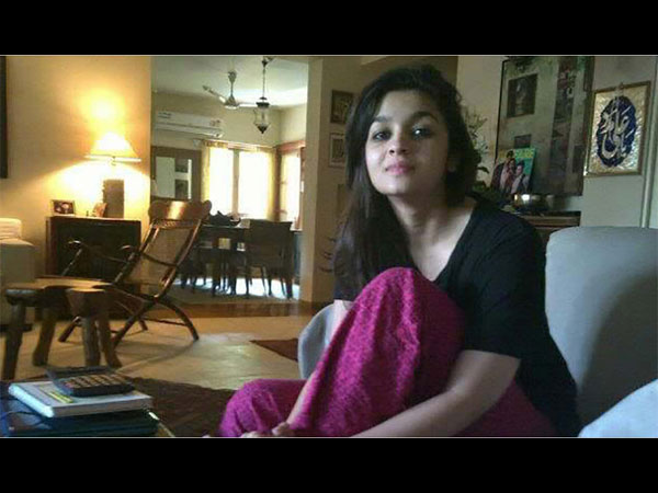 Cozy and modern this is how alia bhatt 39 s new house looks for At home pics
