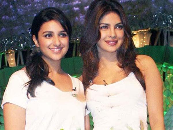 Priyanka Chopra Film With Parineeti Chopra For Shirish ...
