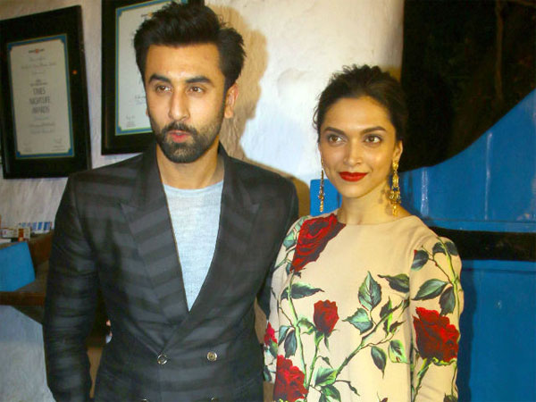 Deepika padukone and ranbir kapoor dating katrina