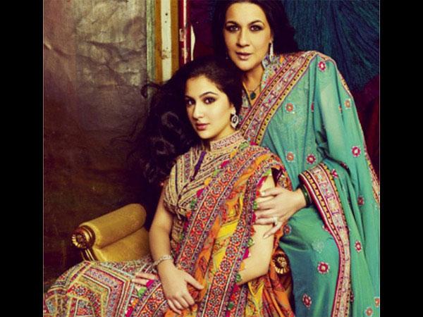 Saif Ali Khan's Daughter Sara Ali Khan To Star In Karan ...
