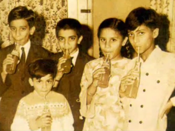 Image result for shah rukh khan childhood