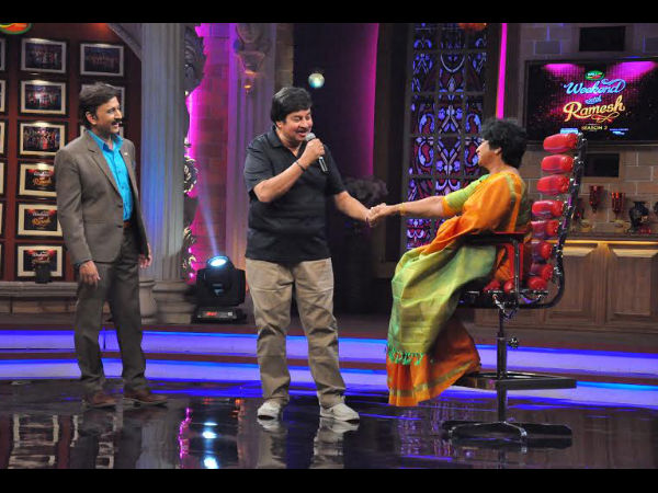 This Weekend With Ramesh With Veteran Actress Lakshmi!