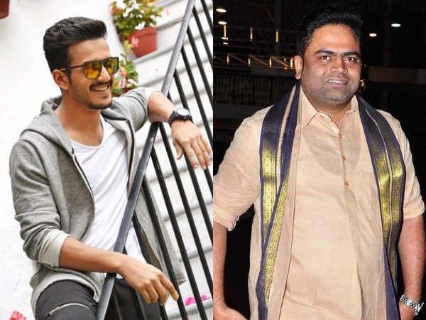 LOCKED! Akhil's Next With Vamsi Paidipally