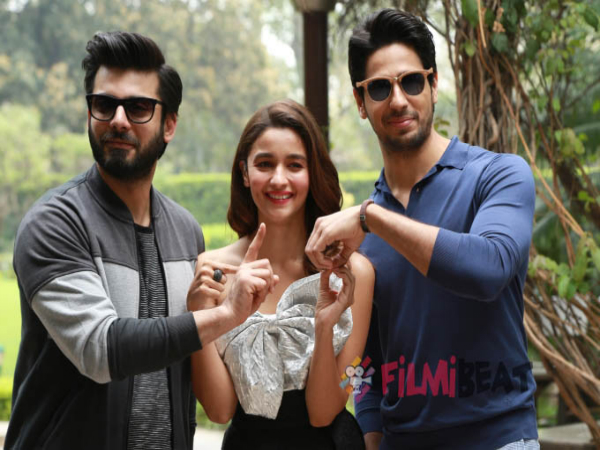 Did Fawad Khan Just Spill The Beans On Alia Bhatt-Sidharth Malhotra's Relationship!