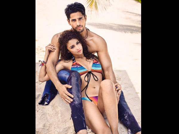 I Wasn't Asking You To Marry Me: Says Alia To Sidharth