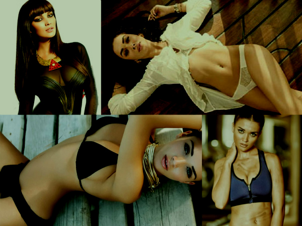 Amy Jackson Hot Images
