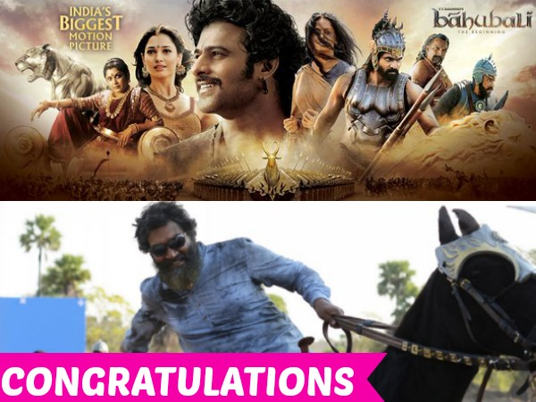 #63rdNationalAwards: Baahubali Wins National Award For Best Film, Complete List Here