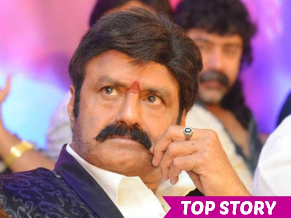 Balakrishna Apologies For His Sexiest Comments, Explains His Intend. Read More.