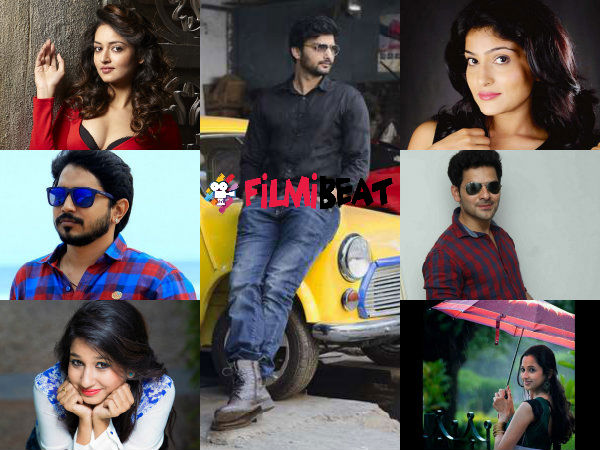 CHECK: Best New Faces Of Kannada Film Industry!