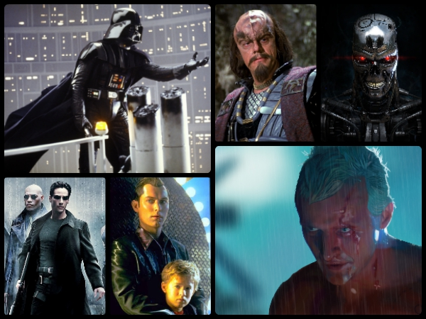 Best Sci-Fi Characters Of All Time