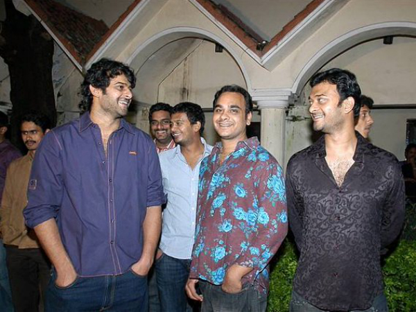 SHOCKER! Prabhas' Brother Prabodh Convicted In A Cheque Bounce Case