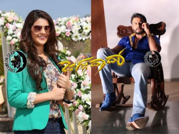Darshan & Deeksha Seth Romance In Italy For 'Jaggu Dada'!