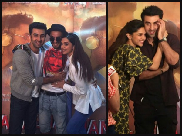 This Is Why Deepika Padukone Is Secretly Meeting Ranbir ...