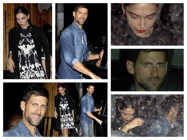 Hottie Deepika Padukone's Dinner Date With Novak Djokovic In Los Angeles