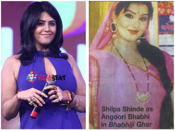 Shilpa Shinde's Controversy: Ekta Kapoor Supports The Producer!