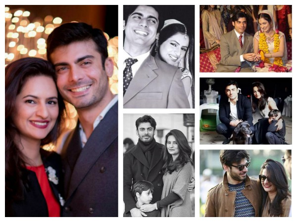 Complete Details Of Fawad Khan And Wife Sadaf's Love Story Revealed