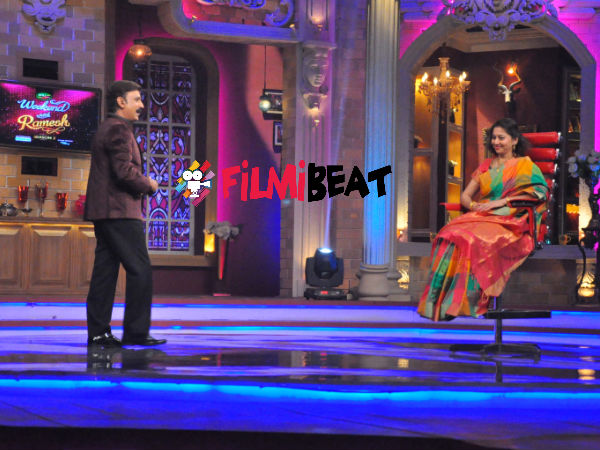 EXCLUSIVE: Gorgeous Actress Sudharani Next In Weekend With Ramesh!