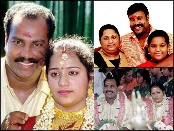 Kalabhavan Mani's Family Thrashes Separation Rumours