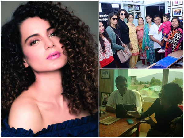 Kangana Ranaut Decides To Get Married! Wants To Start Family Soon!
