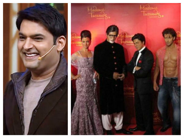 Great News! Kapil Sharma To Have Wax Statue At Madame Tussauds! (PICS)